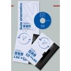 Guia orientativa ILS Àmbit Sanitat. Conté llibre, CD Àudio i 2 VHS