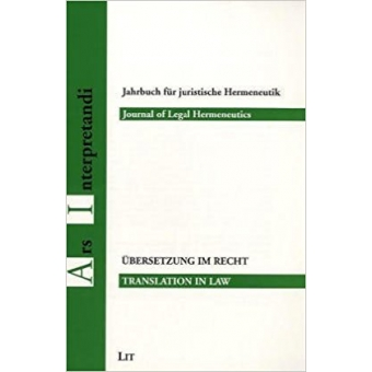 Übersetzung im Recht