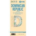Mapa República Dominicana 1:600.000
