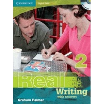 Real Writing 2 with answers + Audio CD. Nivel B1 Pre-intermediate