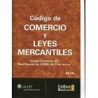 Código de comercio y leyes mercantiles.2009