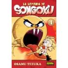 La leyenda de Son Goku 4