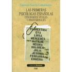 Primeras psicólogas españolas. Itinerarios vitales y profesionales