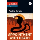 Appointment with Death + CD (Collins English Readers B2)