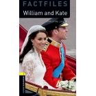 William and Kate. OBL Stage 1 Factfiles. Mp3 Pack