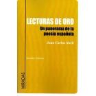 Lectura de oro. Panorama de la poesía española.