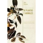 De animales y plantas. Premio Cervantes 2018