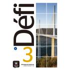 Défi 3 : Livre de l'élève (1CD audio)