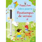 Poppy y Sam. Libro Pizarra