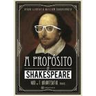 A propósito de Shakespeare: 400 + 1 Aniversario (Relatos)