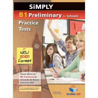 Simply B1 PET for Schools (Revised Exam 2020)