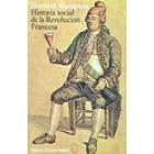 Historia social de la revolución francesa