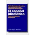 El español idiomático