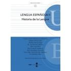 Lengua española II. Historia de la lengua