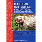 Tortugas terrestres y acuáticas. Las especies terrestres, marinas, de agua dulce, con y sin caparazón
