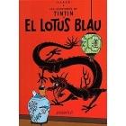 Les Aventures Tintin 5. Tintin El lotus blau