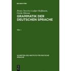 Grammatik der Deutschen Sprache Bands I-II-III