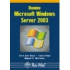 Domine Microsoft Windows Server 2003
