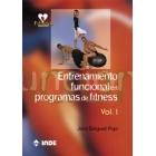 Entrenamiento funcional en programas de fitness Vol. 1