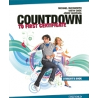 New Countdown to First Certificate. Student's Book ed. 2008