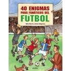 40 enigmas para fanáticos del futbol (+8)