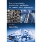 Internacionalización, crecimiento y solidaridad. Los españoles ante la globalización