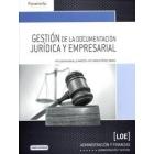 Gestión documentación jurídica y empresarial