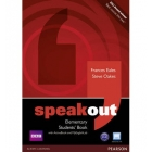 Speakout Elementary Students' Book with DVD/Active Book and Mylab Pack