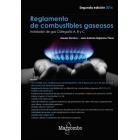 Reglamento de combustibles gaseosos. Instalador de gas Categoría A,B y C