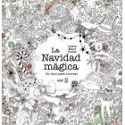 La navidad mágica. Un libro para colorear