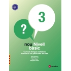 Nou Nivell bàsic 3. Curs de Llengua Catalana. Formació de Persones Adultes (Ed. revisada 2018)