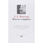 ?uvres complètes (Tome 1-Les Confessions - Autres textes autobiographiques) (Bibliothèque de la Pléiade)