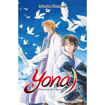 Yona, Princesa Del Amanecer 22