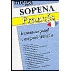 Mega francés : francés-español, espagnol-français
