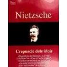Nietzsche: Crepuscle dels ídols