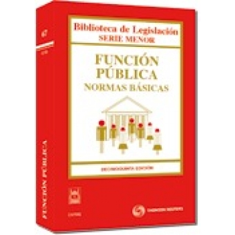 Función pública. Normas básicas. 15 edición