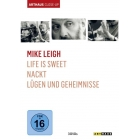 Mike Leigh, 3 DVDs
