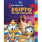 ¿Qué sabes de Egipto? (Disney)