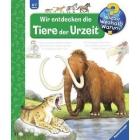 Wir entdecken die Tiere der Urzeit