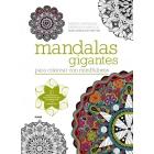 Mandalas gigantes para colorear con mindfulness