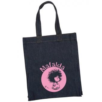 Bolsa vaquera Mafalda