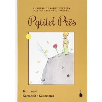 Pytitel Prés/El Principito en kumanie