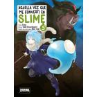 Aquella vez que me convertí en Slime 5