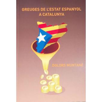 Greuges de l'estat espanyol a Catalunya