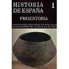 Historia de España. Prehistoria vol. 1