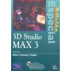 Edición especial 3D Studio Max 3