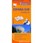 Andalucia (regional-naranja) 578 1/400.000