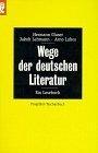 Wege der deutschen Literatur