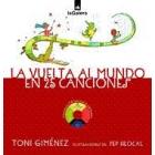 La vuelta al mundo en 25 canciones (CD)