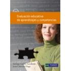 Evaluación educativa de aprendizajes y competencias